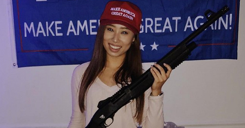 Kathy Zhu, miss michigan