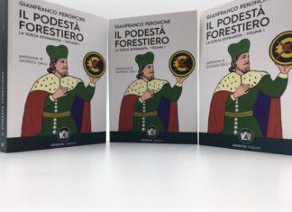 """""""Il podestà forestiero"""" copertina"""