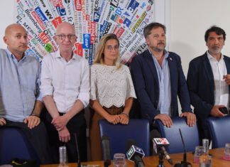 conferenza stampa ong
