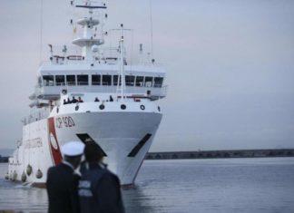 nave guardia costiera gregoretti