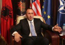 haradinaj, premier kosovo