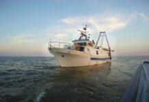 peschereccio italiano