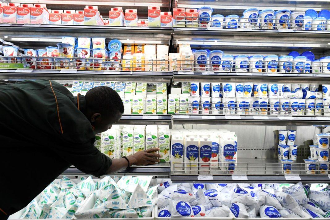 supermercato, prodotti