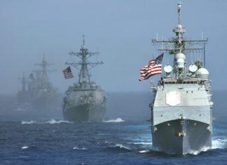 nave usa da guerra