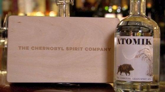 Atomik, la vodka di Chernobyl