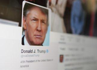 Donald Trump su Twitter