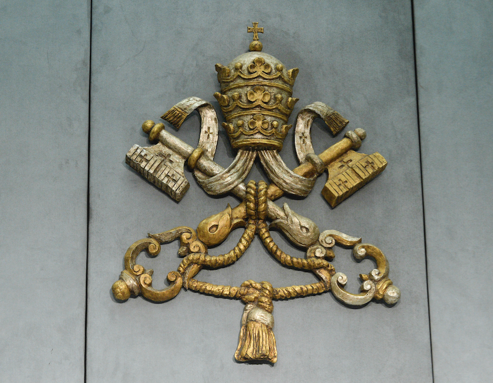 Il simbolo del Vaticano