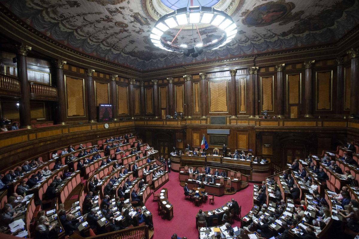 Senato Calendario.Senato Domani Si Vota Il Calendario E Il Pd Si Lamenta