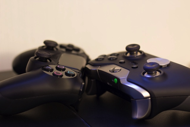 controller di una console