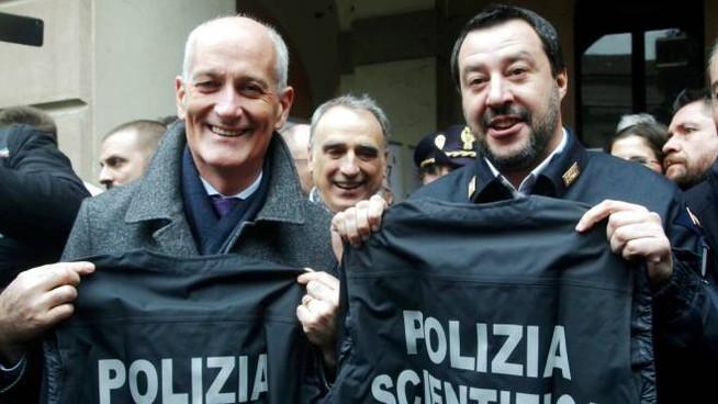 Gabrielli difende Salvini: