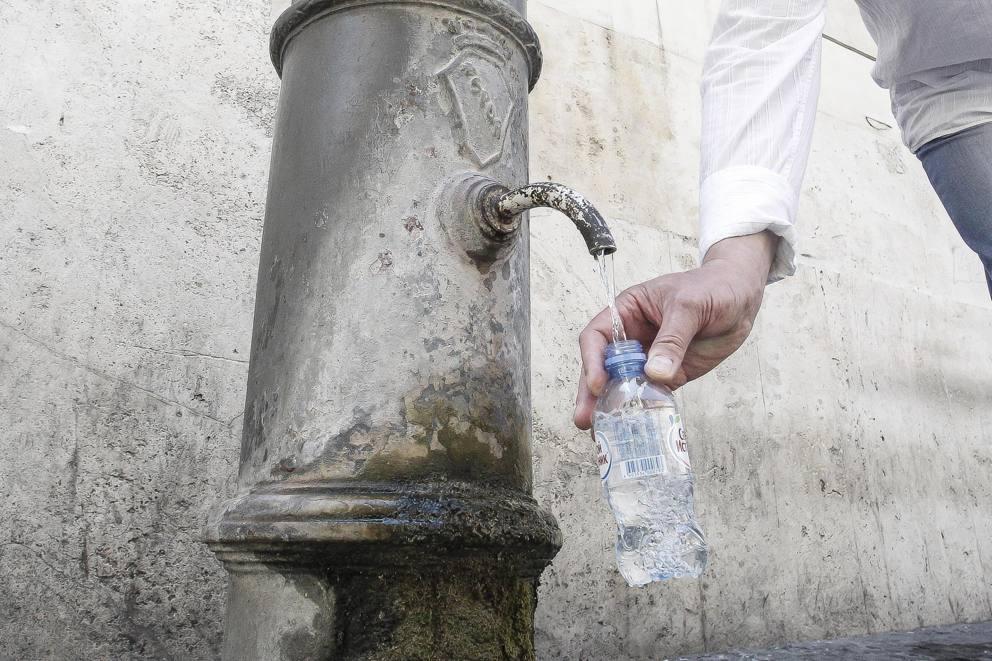 Acqua a Roma