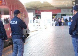 Poliziotti stazione Verona