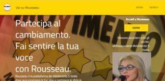 Espulsi M5S possono votare su Rousseau