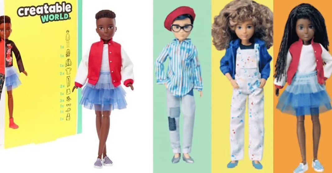 Barbie Gender