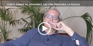 Vittorio Sgarbi critico d'arte