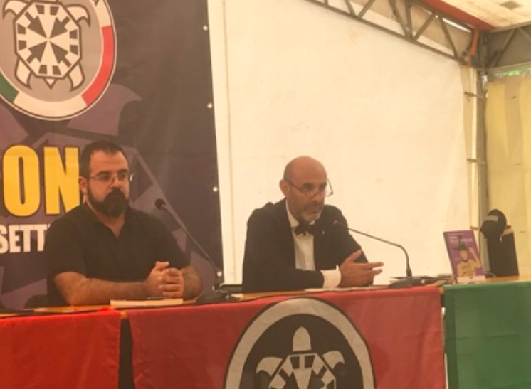 Pillon CasaPound