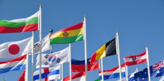 bandiere, mondiali