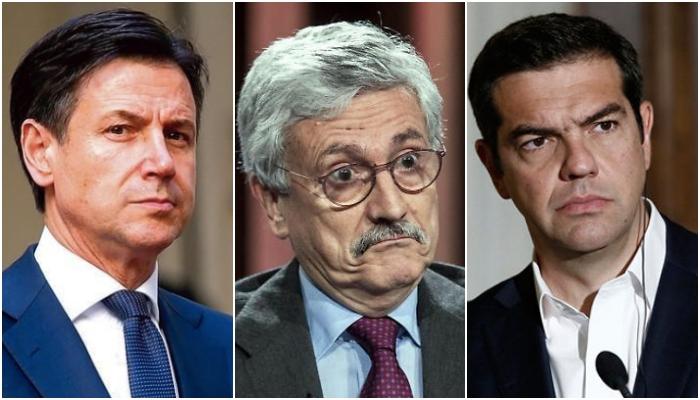 conte d'alema tsipras