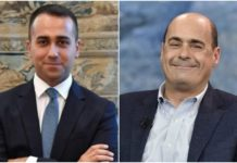 di maio patto umbria regionali