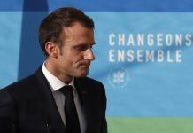 emmanuel macron, presidente francese