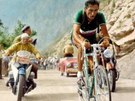 fausto coppi, ciclista