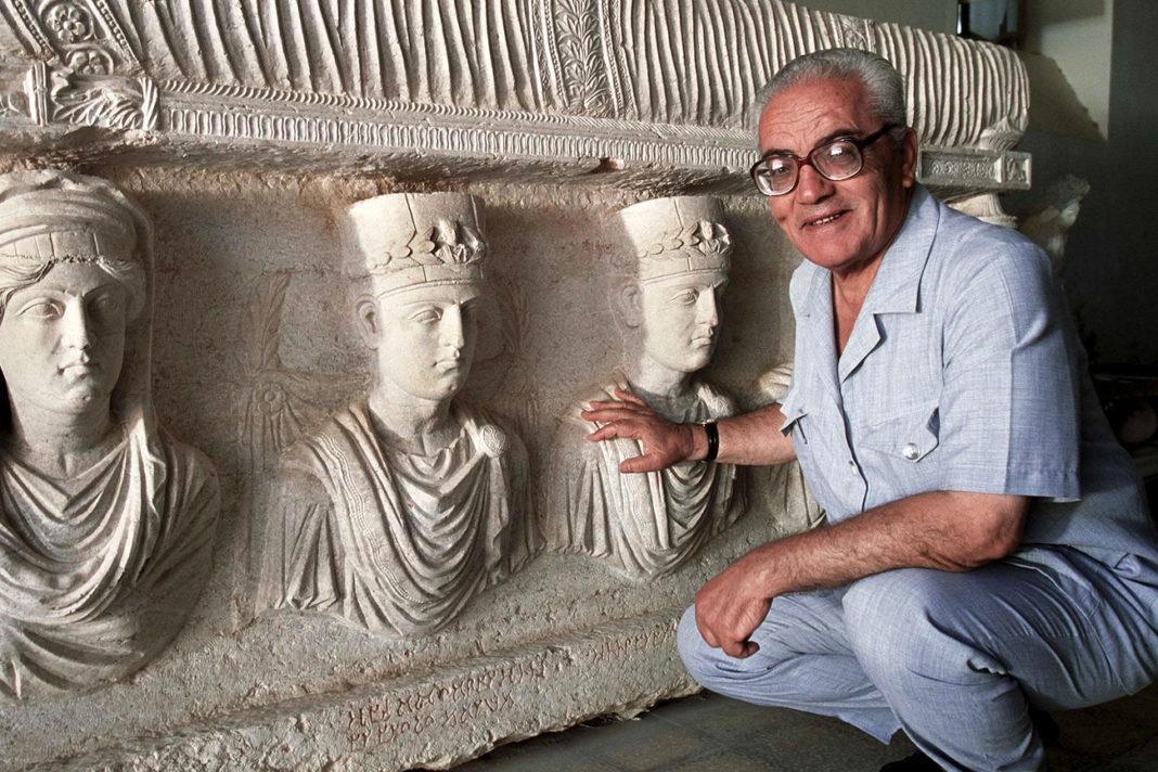 Khaled al-Asaad resti