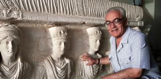 khaled al-asaad archeologo