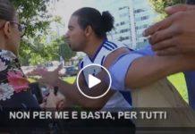 Milano, immigrato irregolare