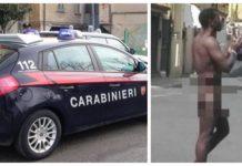 nigeriano, carabinieri