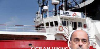 Ocean viking zingaretti
