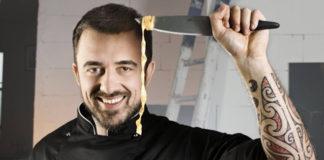 Chef Rubio cuoco televisivo