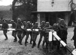 inizio della seconda guerra mondiale