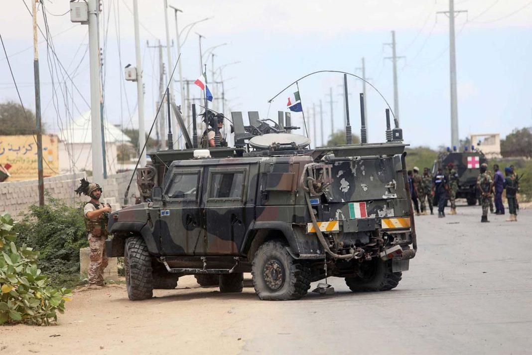 somalia, esercito italiano