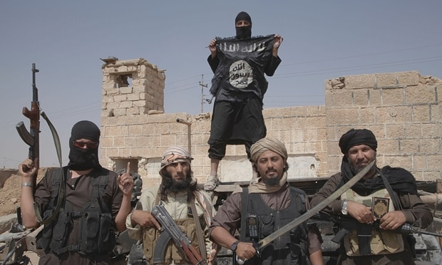 Militanti Isis