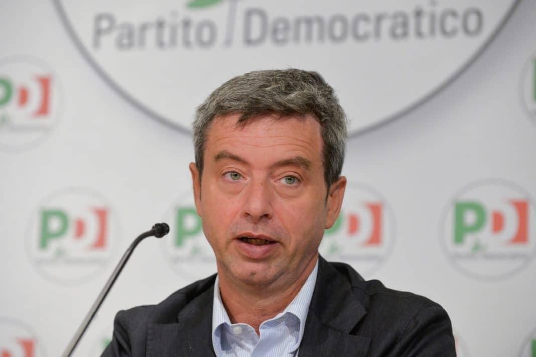 Andrea Orlando, vicesegretario del Pd