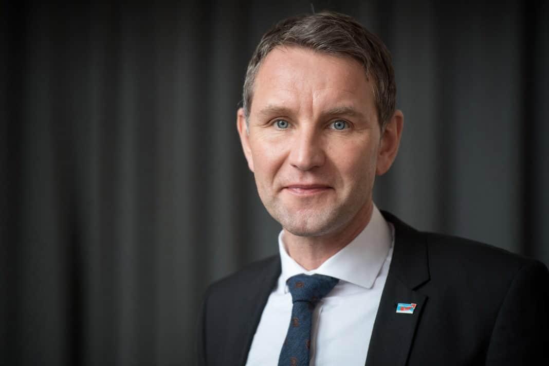 Il politico dell'Afd Björn Höcke