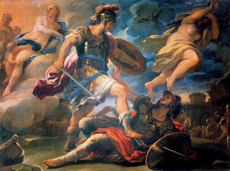 Enea e Turno (Virgilio)