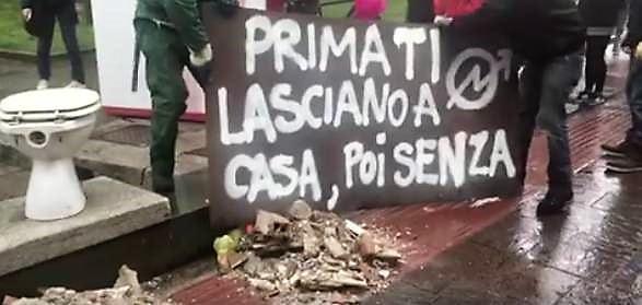 occupazioni a Milano