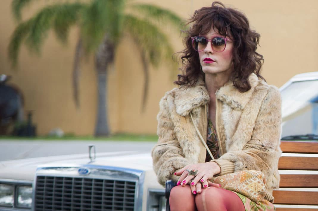 Jared Leto trans in Dallas Buyers Club