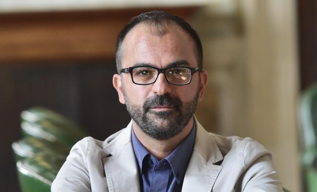 Il ministro dell'Istruzione Lorenzo Fioramonti