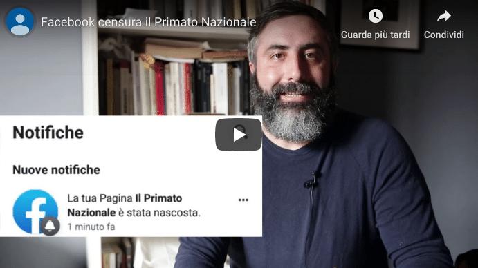 Davide Di Stefano Il Primato Nazionale