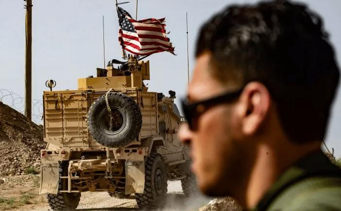 Soldati Usa nel nord della Siria