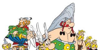 il fumetto Asterix