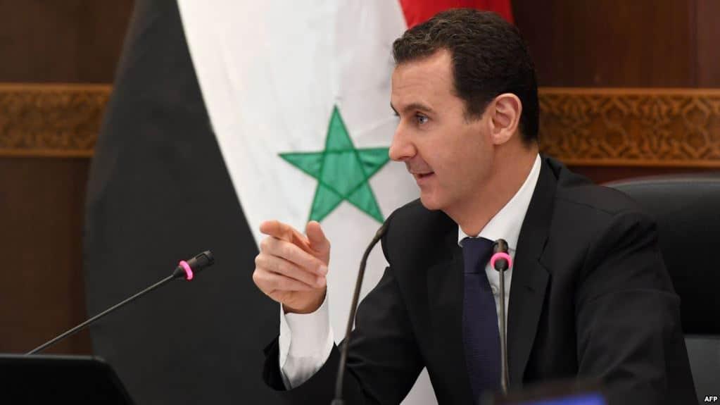 bashar assad, siria