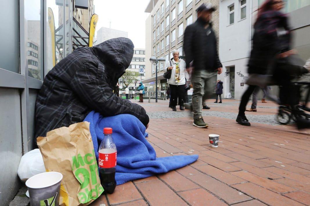 germania, povertà