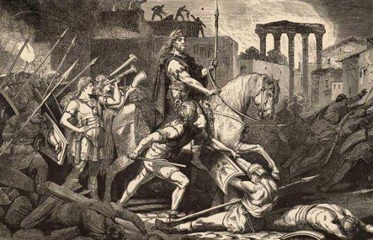barbari impero romano