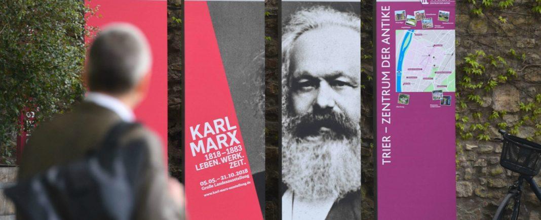 karl marx, manifesto
