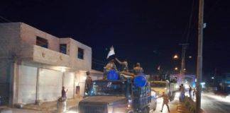 truppe siriane a Kobane