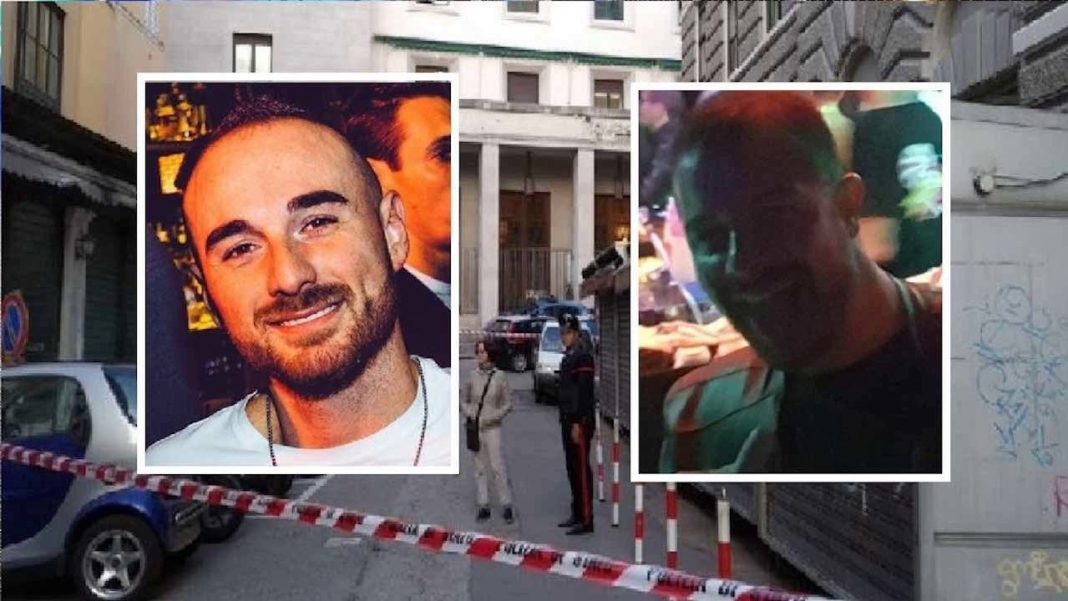 I poliziotti uccisi a Trieste