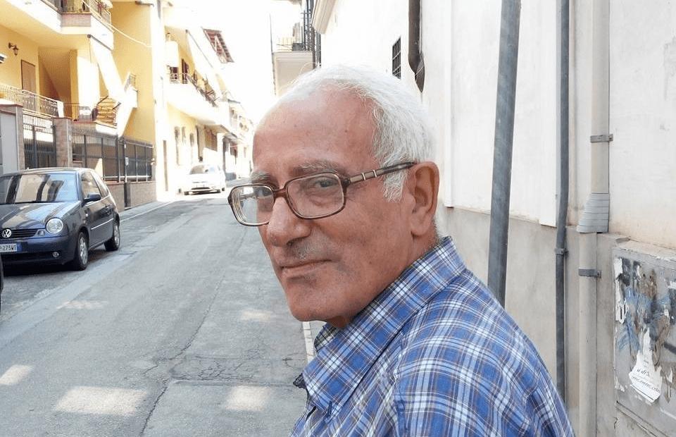Il prete anti Lega Michele Santoro